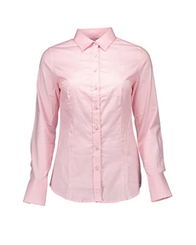 Fred Perry Bluse klassisch rosa