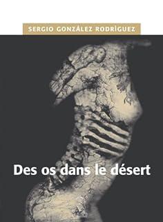 Des os dans le désert