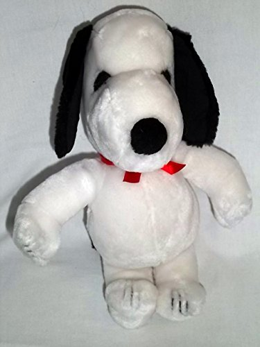 "Original Peanuts Plush 11"" Snoopy Doll By Determined front-976259"