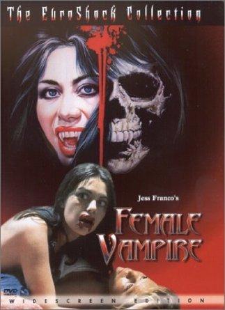 EROTIC KILL (Female Vampire )/ 吸血処女イレーナ・鮮血のエクスタシー  [ PAL, Reg.2 Import ]  [DVD]
