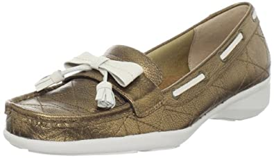 Trotters Women's Zoe Loafer,Bronze,5.5 M US