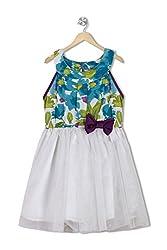 Soul Fairy Girls' Dress (SS16-DRSFRL-015_Purple_6-12 Months)