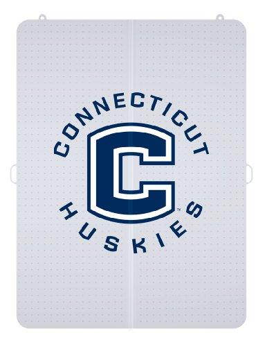NCAA Connecticut Huskies Logo Foldable Carpet Chairmat