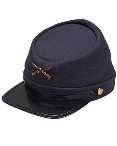 Adult's Civil War Yankee Union North Soldier Hat Costume Accessory