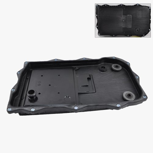 BMW Automatic Transmission Oil Pan + Filter +