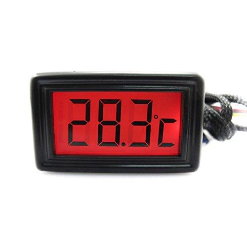XSPC Flat Sensor + LCD Temperature Display V2