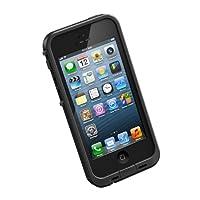 【並行輸入品】LIFEPROOF iPhone5用防水防塵耐衝撃ケース LifeProof fre ブラック 1301-'01