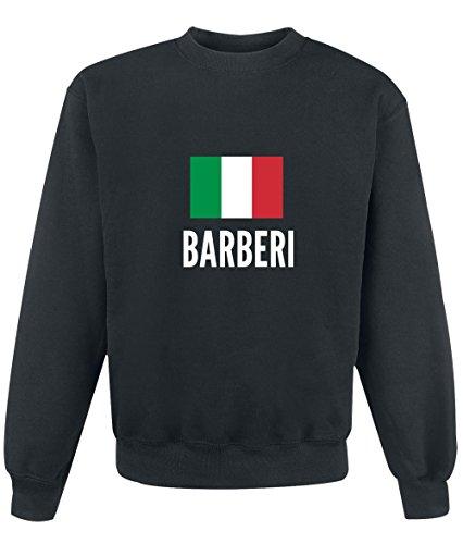 Felpa Barberi city Black