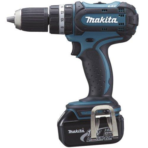 Makita BHP452RFX LXT 18V Li-Ion Combi Drill - 1 Battery