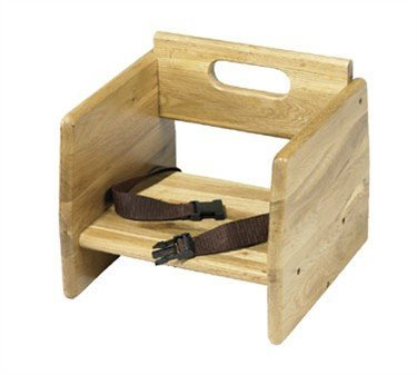 Wood Booster Seat front-1020102
