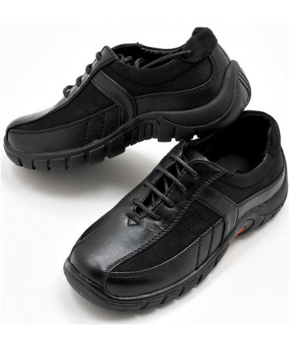 Laced Casual Shoes by Good Fellas (Small Boys Sizes 12-3)