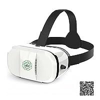 VOX 3DVR ゴーグル ヘッドマウント用 ヘッドバンド付き ホワイト