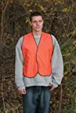 Wenzel Safety Vest (Fluorescent Orange)