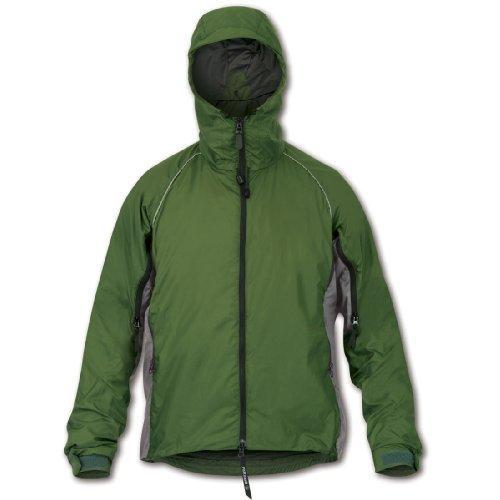 Páramo Quito Jacket Fir Green/ Rock Grey Small