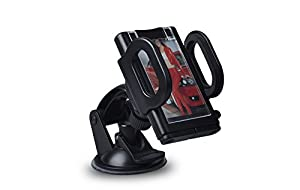 Universal Car Windshield Suction Cup Mount Bracket Holder for Cell Phone, Apple iPhone 5 / 5S / 5C / 4S / 4 , iPod, Samsung Galaxy S5 / S4 / S3 / S2 / Note 3 / Note 2 , HTC One , LG G2 2