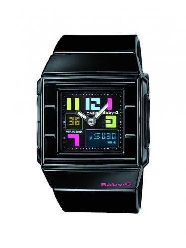 Casio Baby-G BGA-200PD-1BER Ladies Watch