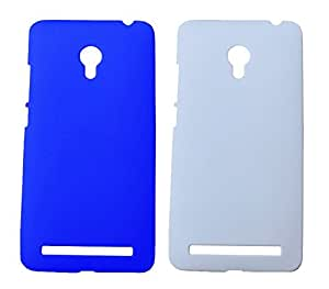 Winsome Deal 2 Pieces of Exclusive Quality Hard Back Cover Case For Asus Zenfone 6 A600CG