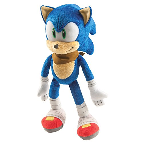 Sonic Boom Talking Plush - Sonic - 1