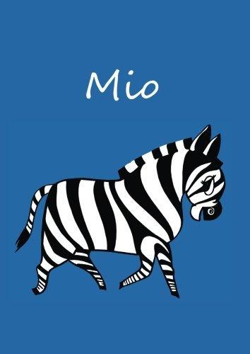 mio-individualisiertes-malbuch-notizbuch-tagebuch-zebra-a4-blanko