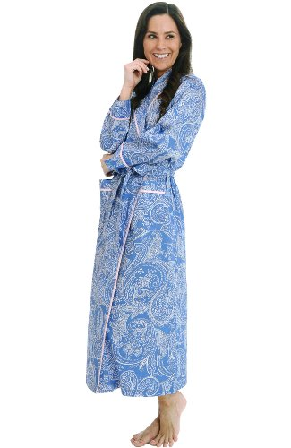 Lightweight and highly absorbent, % cotton bathrobes usually feature some type of flat weave, such as a waffle weave. Cotton bathrobes with a waffle weave are .