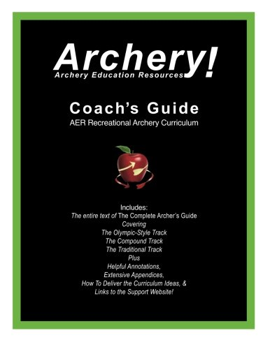 Coaches Guide, Aer Recreational Archery Curriculum