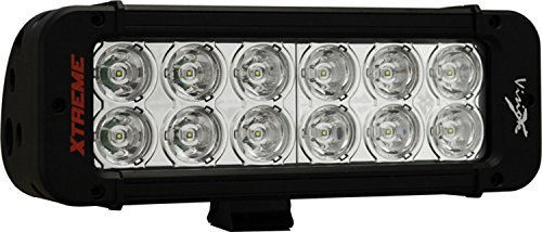 "Vision-X Evo Prime 20"" 120w 12 10w LED Light Bar 20 Degree Narrow Spot Beam"