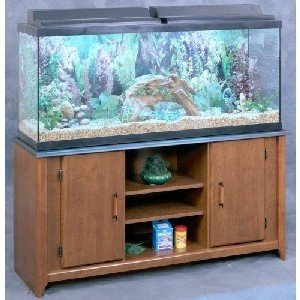 Aquarium stand for 55 gallon tank cherry for 55 gal fish tank stand
