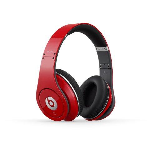 Beats Studio Over-Ear Headphone (Red)