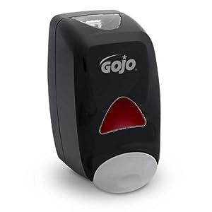 Amazon.com: Gojo FMX-12 Soap Dispenser, 1250 ml, , Black