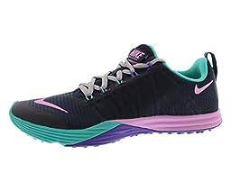 Nike Women\'s Lunar Cross Element Obsidian/Lt Mgnt/Hypr Jd/Hypr Grp Training Shoe 8 Women US