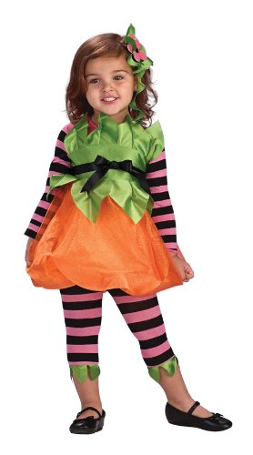 Rubie's Costume Baby Spicy Pumpkin Costume, Orange, 6-12 Months image