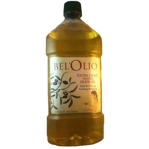 Bel'olio Extra Light Tasting Olive Oil, 2 liters