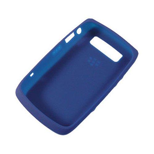 Blackberry Hdw-27288-004 - Housse De Protection D'origine Silicone Bleue Pour Blackberry Bold 9700