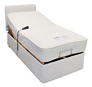 Serena Electric Adjustable Bed with Pocket Sprung Mattress