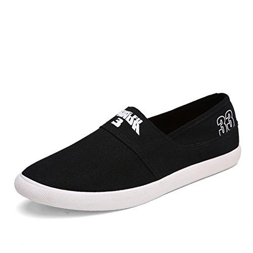 Été casual chaussures/ chaussures basses aident les gens paresseux /Chaussures hommes/ Masculin tendance coréenne étudiant shoes /Perméable à l'air chaussures