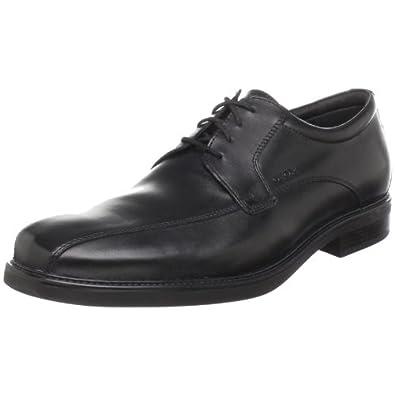 Geox U Londra P, Chaussures de ville homme - Noir (Black), 39 EU