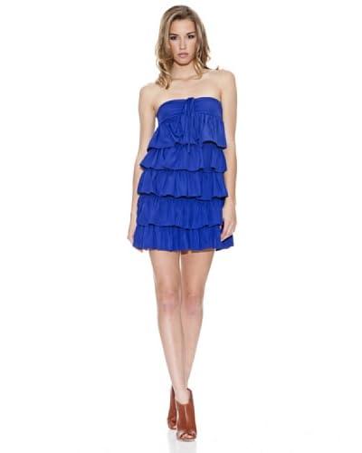 Fornarina Vestido Nadia Azul