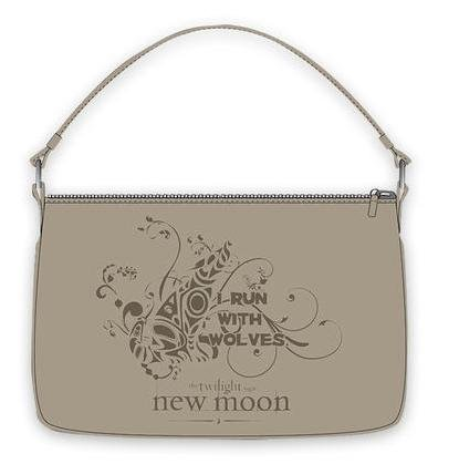 Twilight New Moon I RUN with Wolves Wallet - 1