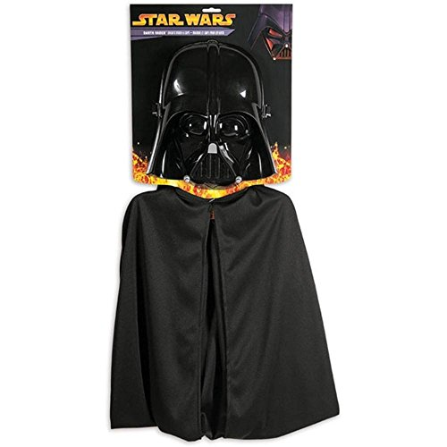 Darth Vader Star Wars Child Mask & Cape