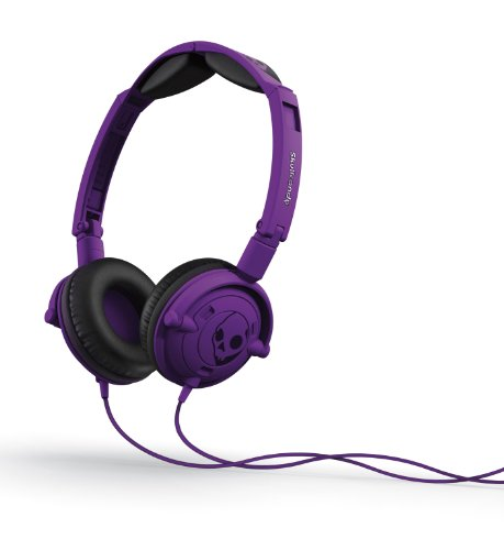 Skullcandy S5LWFY-210 Lowrider with Mic Athletic - Purple