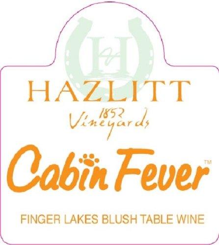 Nv Hazlitt 1852 Vineyards Cabin Fever 750 Ml