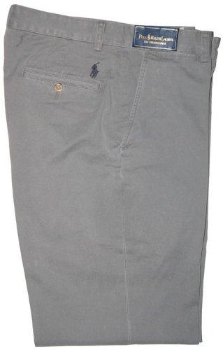 Ralph Lauren Chino Trouser Grey (34 Waist / 32 Leg)
