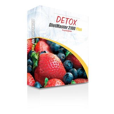 Dietmaster 2100 Plus Nutrition Software - Detox Fruit Edition Diet Software, Awarded 2013 Best Diet Software - Top Ten Reviews front-847910