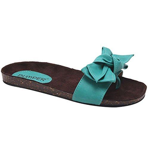 Bumper Women'S Flat Slippers Flip Flop Shoes