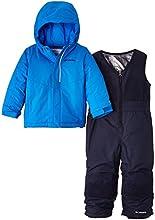 Columbia Buga Set Salopette + veste de ski Enfant Hyper Blue FR : 24 mois (Taille Fabricant : 2T)