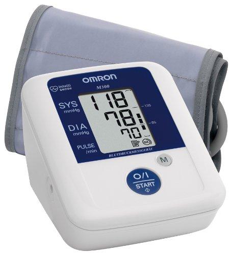 Omron M300 Oberarm-Blutdruckmessgerät thumbnail