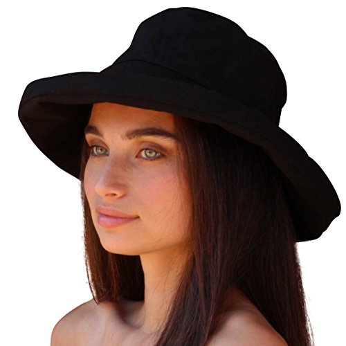 palms-sand-womens-crushable-beach-hat-sun-hat-with-uv-protection-upf-50-black