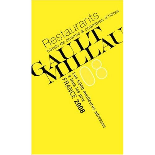 Gault Millau Hotel and Restaurant Guide to France,