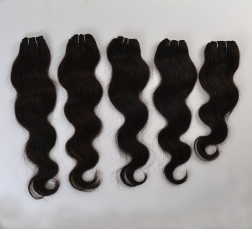 "Mixed Length 14"", 16"",18"",20"",22"",Body Wave, 5Pcs/Lot,60G/Piece,Cheap 100% Brazilian Human Hair,(Trademarks: Xigaocun Hair)"