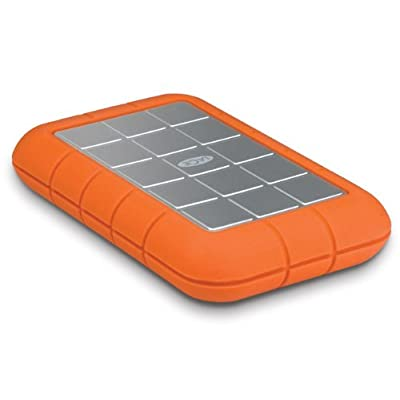 LaCie 1TB Rugged mobile Triple USB 3.0 + FIREWIRE 400/800